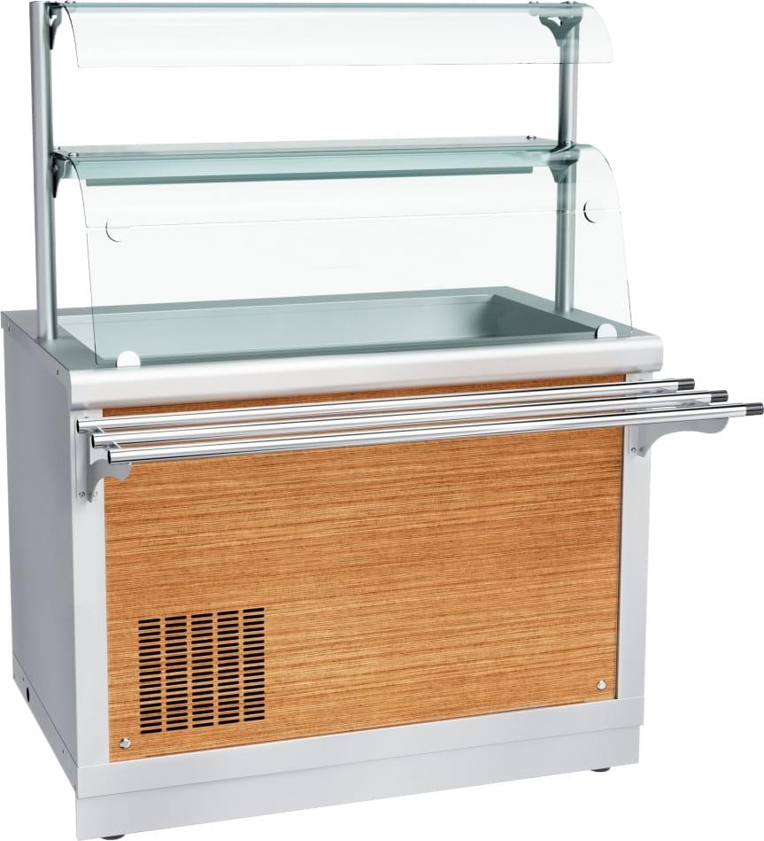Холодильный прилавок ABAT ПВВ(Н)-70Х-02-НШ - 4