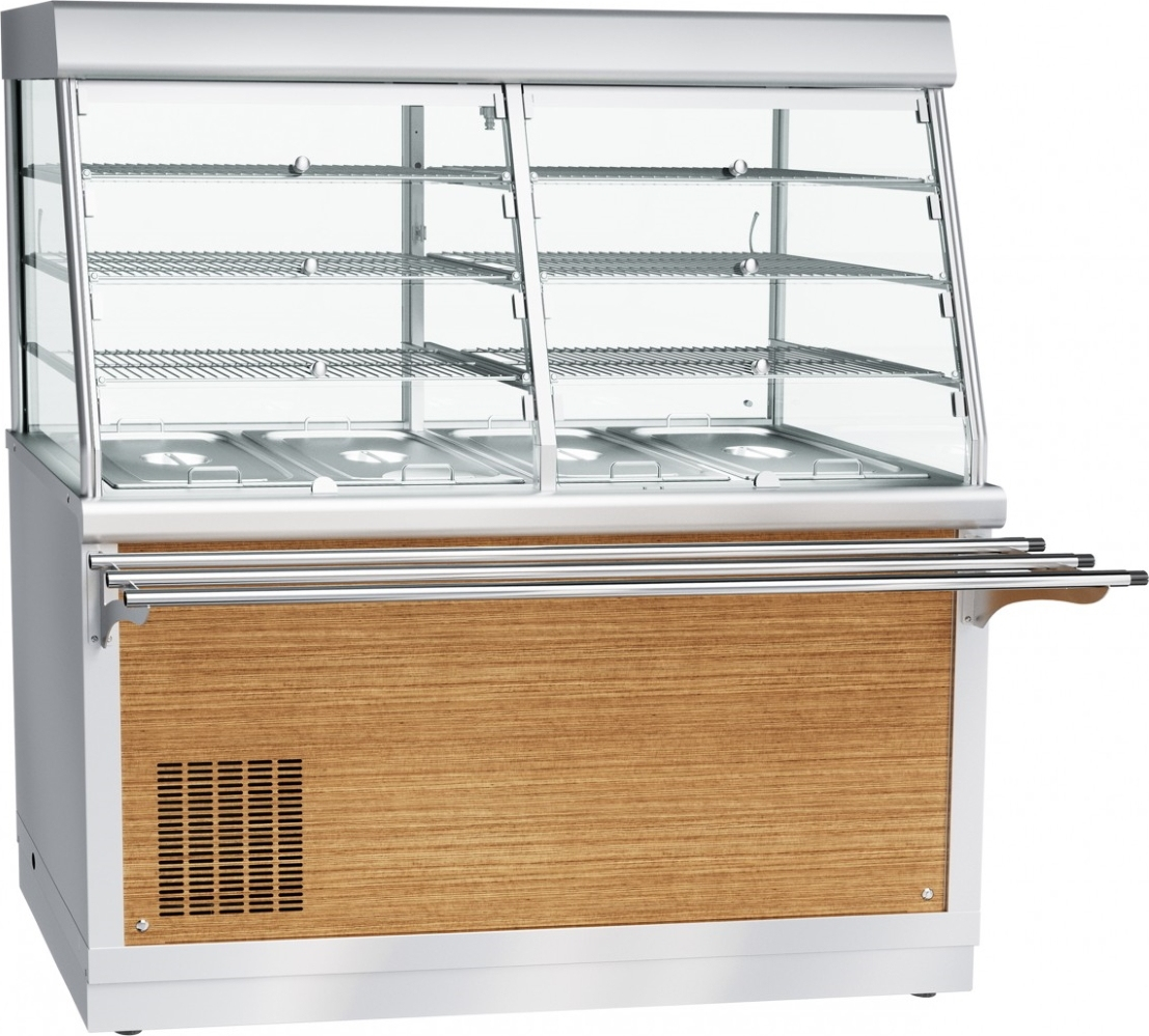 Холодильная витрина‑прилавок ABAT ПВВ(Н)-70Х-С-01-НШ - 2