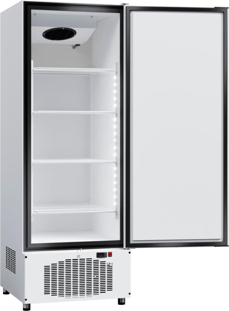 Морозильный шкаф ABATШХн-0,7-02краш. (нижнийагрегат) - 1