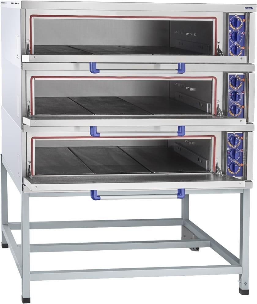 Подовый пекарский шкаф ABATЭШ-3К - 1