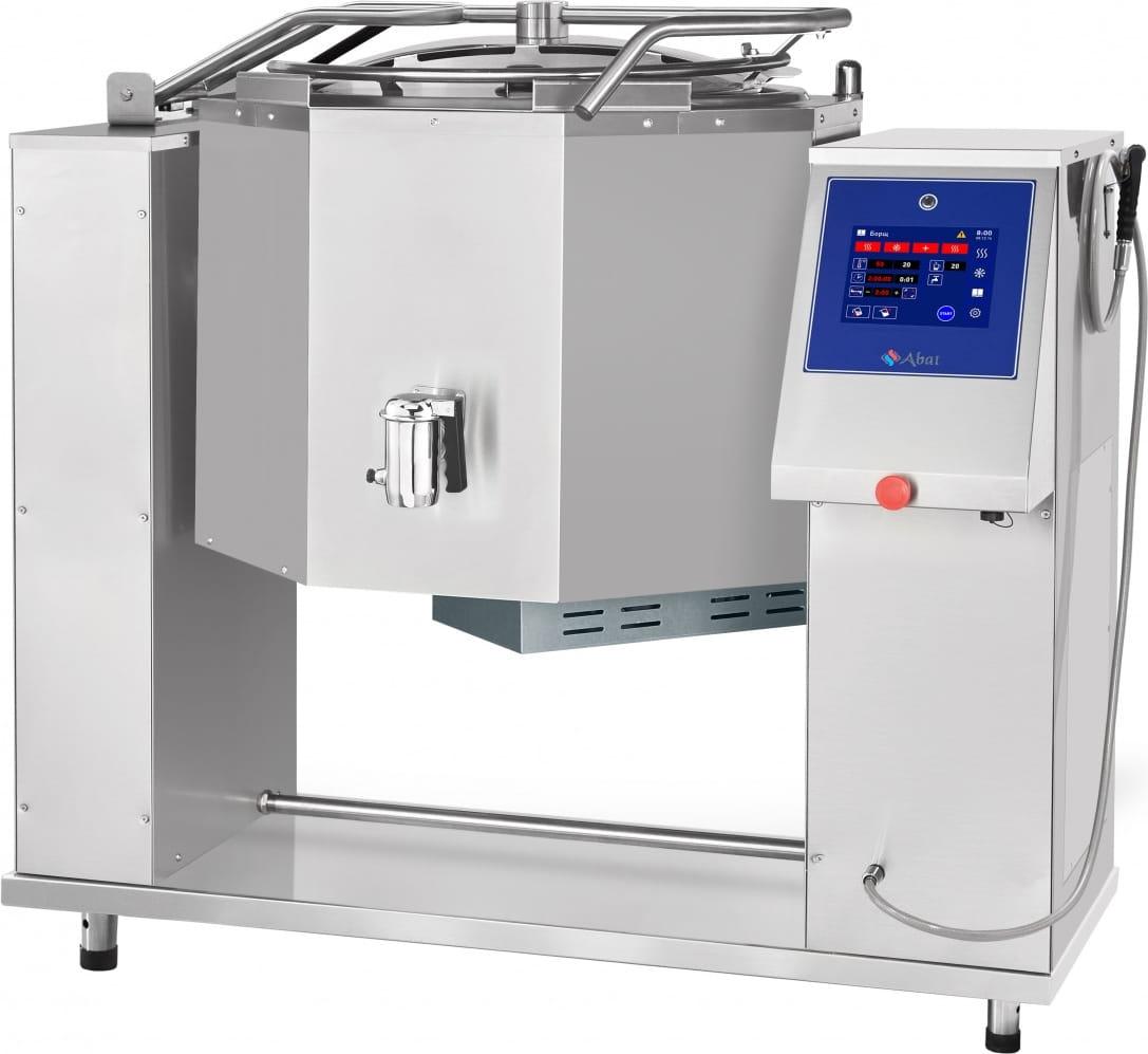 Пищеварочный котёл ABATКПЭМ-100-ОМП сосливнымкраном - 1