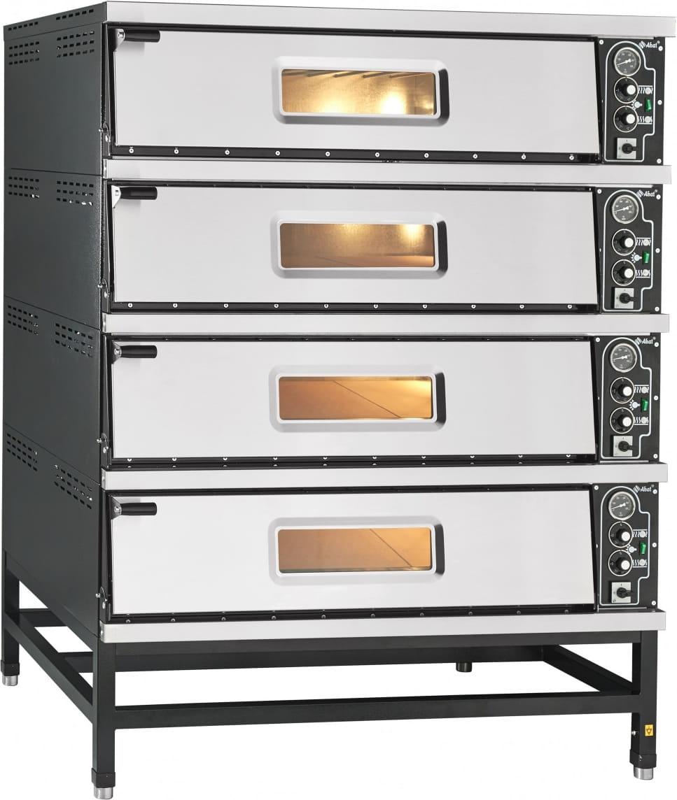Печь для пиццы ABATПЭП-6 безкрыши - 5