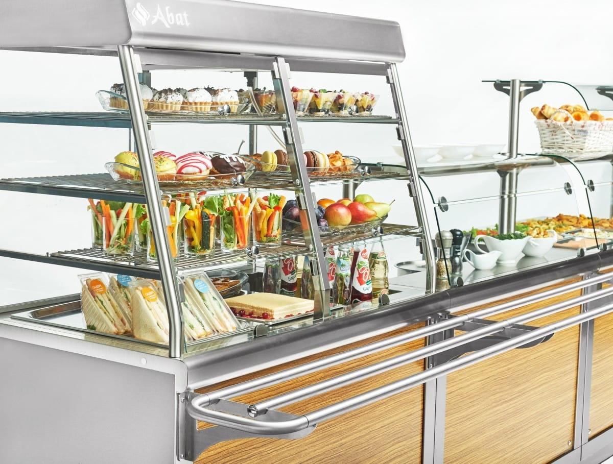 Холодильная витрина‑прилавок ABAT ПВВ(Н)-70Х-С-НШ - 3