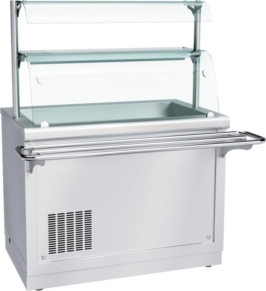 Холодильный прилавок ABAT ПВВ(Н)-70Х-02-НШ - 1