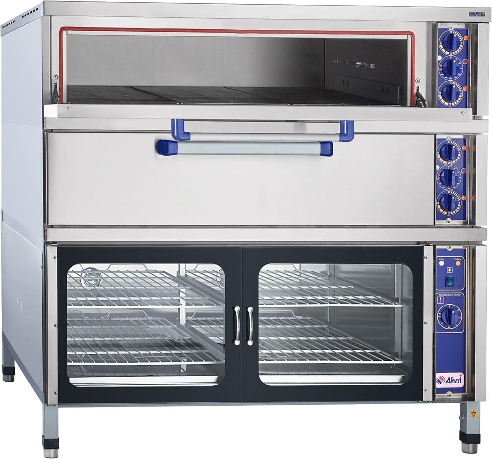 Подовый пекарский шкаф ABAT ЭШ-2К - 2