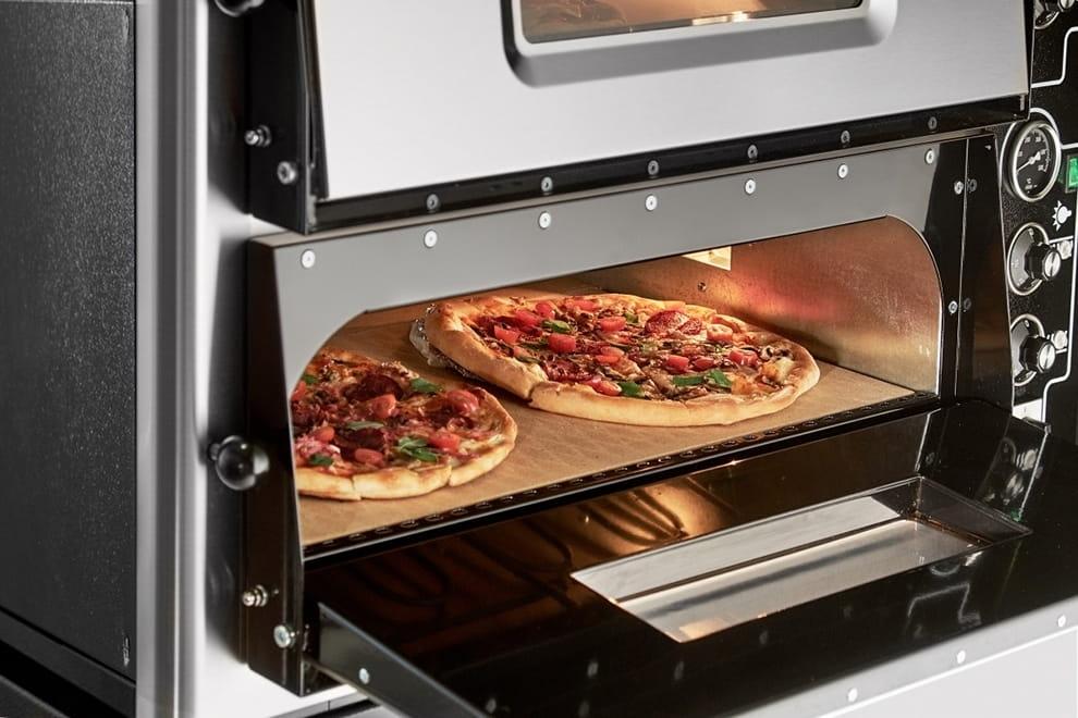 Печь для пиццы ABATПЭП-4х2 - 4