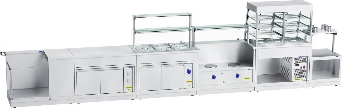 Холодильный прилавок ABAT ПВВ(Н)-70Х-02-НШ - 7