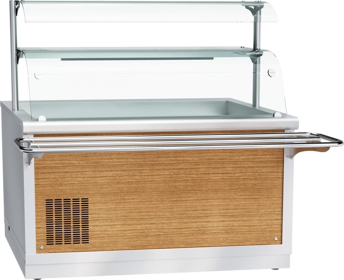 Холодильный прилавок ABAT ПВВ(Н)-70Х-03-НШ - 1