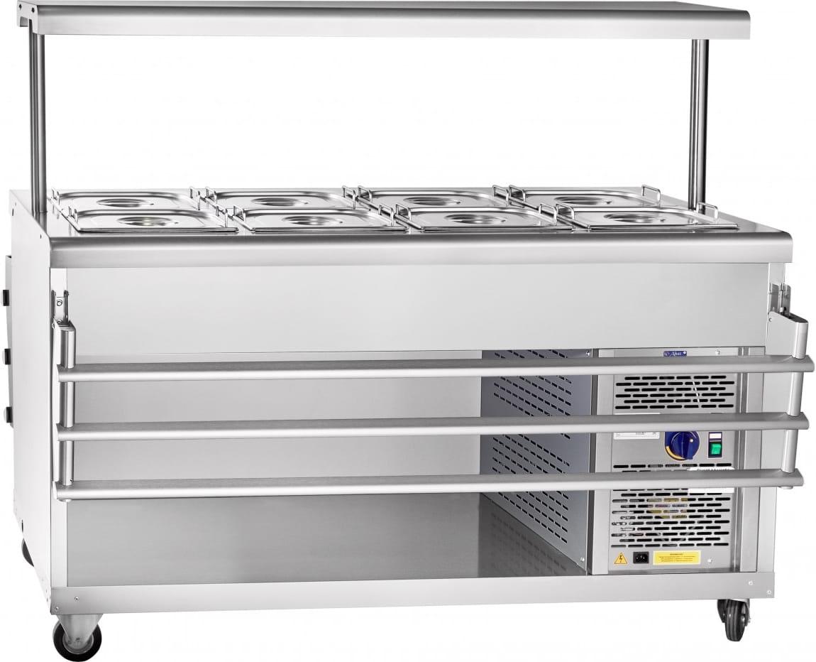 Холодильный прилавок ABAT ПВВ(Н)-70ПМ-01-НШ - 5
