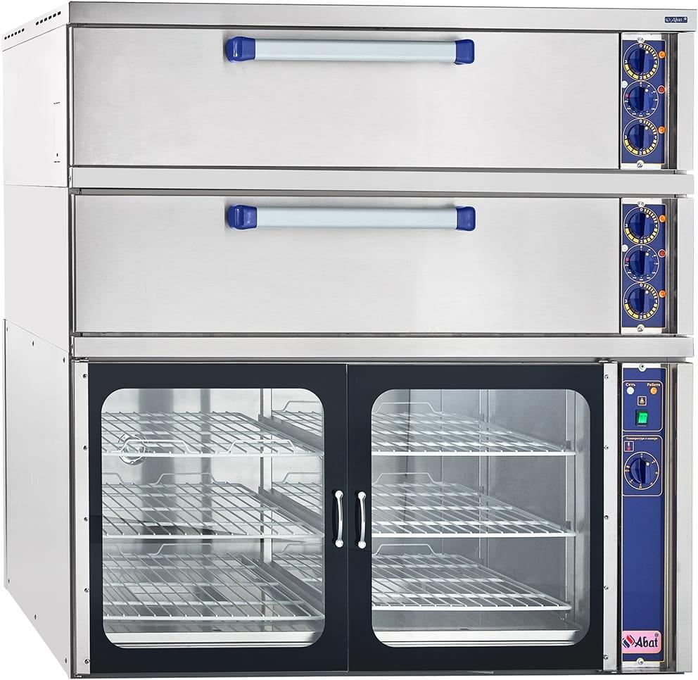Подовый пекарский шкаф ABAT ЭШ-2К - 3