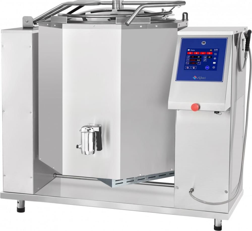 Пищеварочный котёл ABATКПЭМ-350-ОМП сосливнымкраном - 1