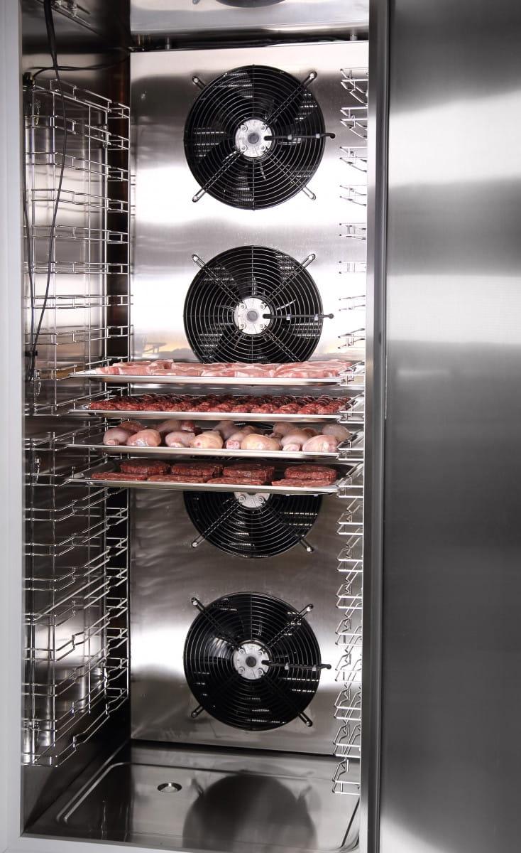 Шкаф шоковой заморозки ABAT ШОК-20-1/1М - 4