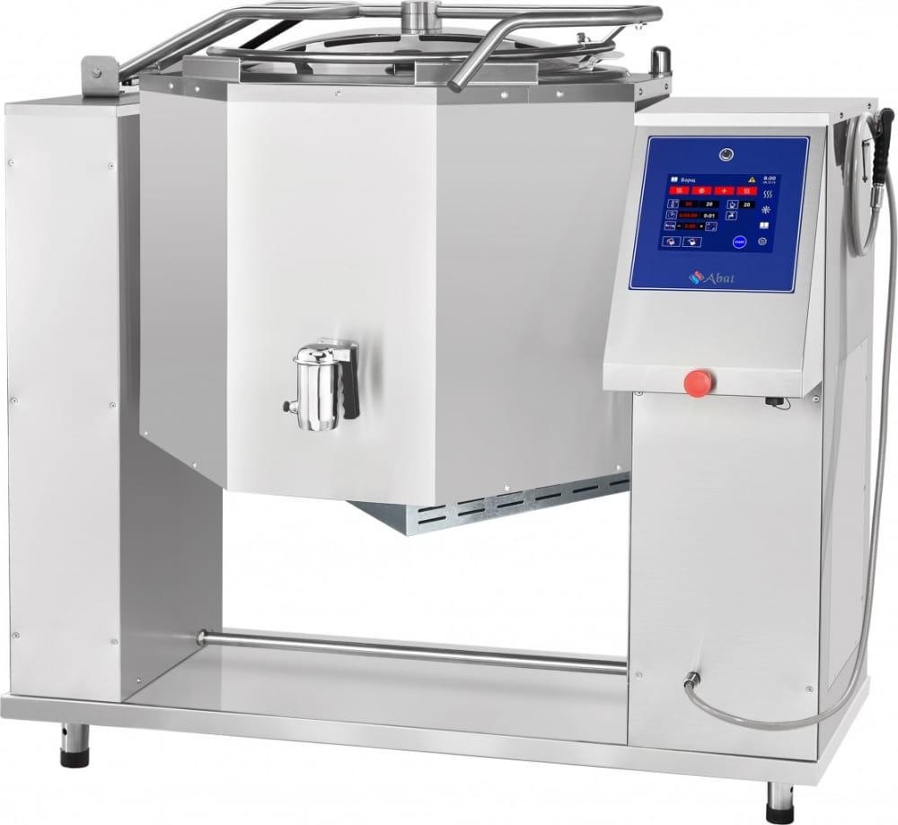 Пищеварочный котёл ABATКПЭМ-200-ОМП сосливнымкраном - 1