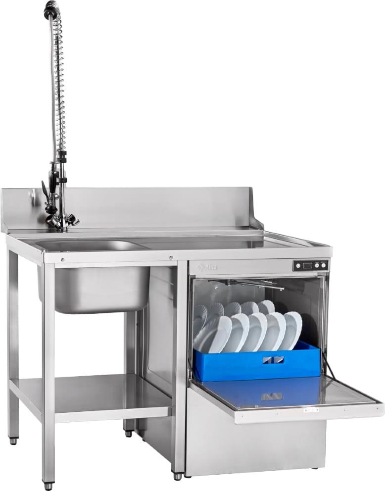 Стол для посудомоечных машин ABAT СПМФ-7-1 - 2