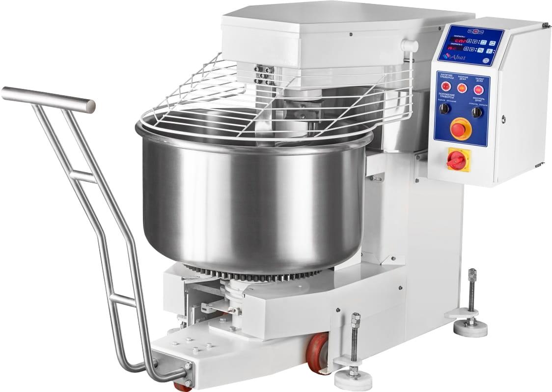Спиральный тестомес ABATТМС-120СП-2П CHEF - 2