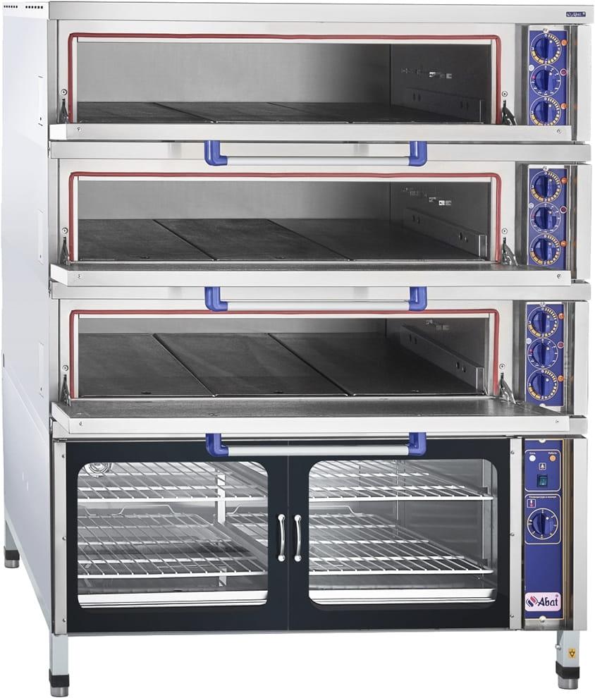 Подовый пекарский шкаф ABATЭШ-3К - 3