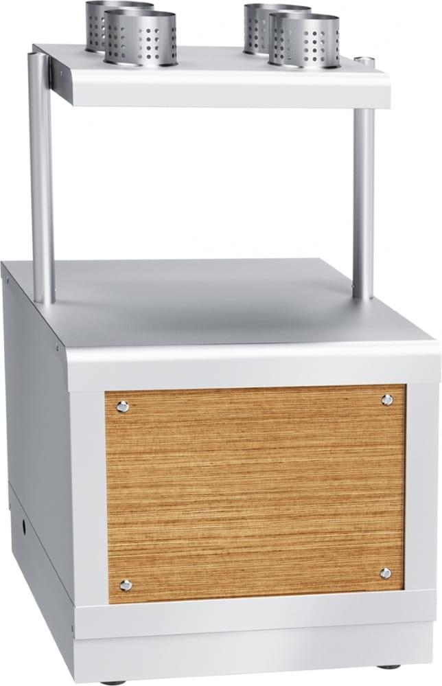 Прилавок для столовых приборов ABAT ПСП-70Х - 2