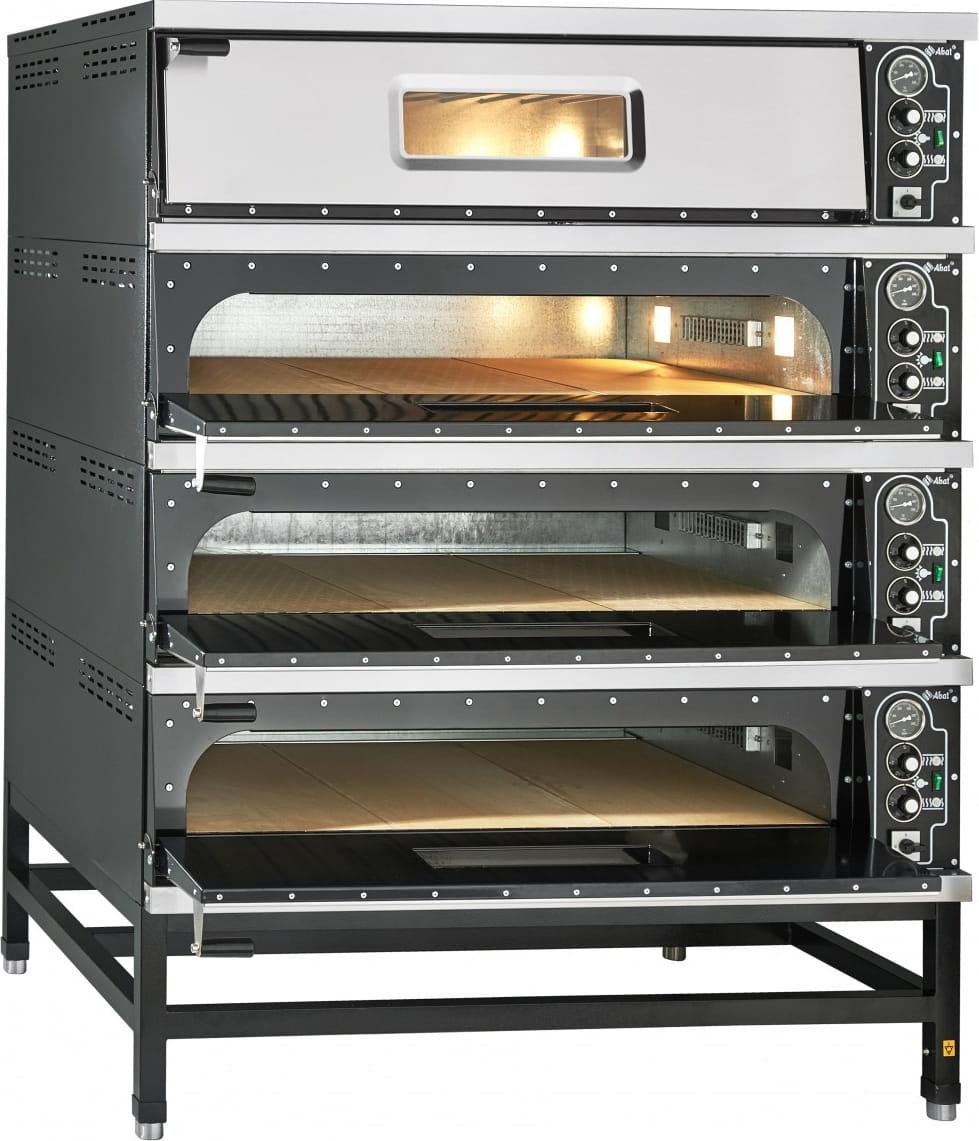 Печь для пиццы ABATПЭП-6 безкрыши - 6