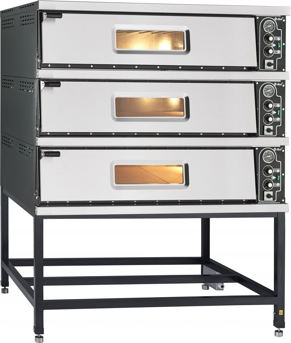 Печь для пиццы ABATПЭП-6 безкрыши - 3