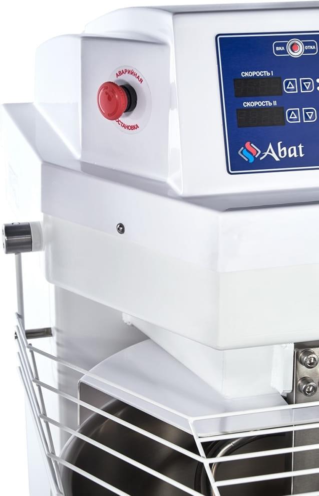 Спиральный тестомес ABATТМС-120НН-2П CHEF - 3