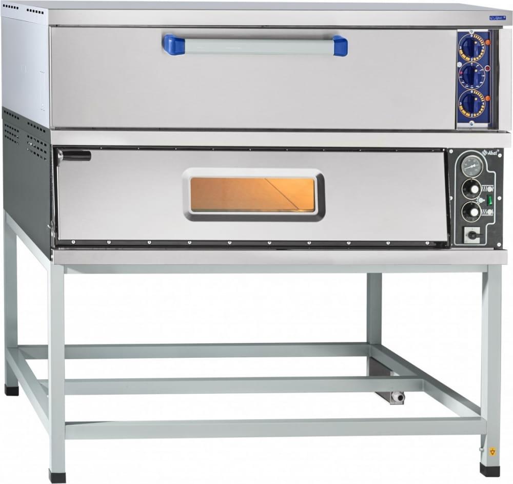 Печь для пиццы ABATПЭП-6 безкрыши - 8