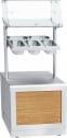Прилавок для столовых приборов ABAT ПСПХ-70Х