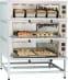 Подовый пекарский шкаф ABAT ЭШП-3-01 (270 °C)