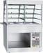 Холодильная витрина‑прилавок ABAT ПВВ(Н)-70Х-С-НШ
